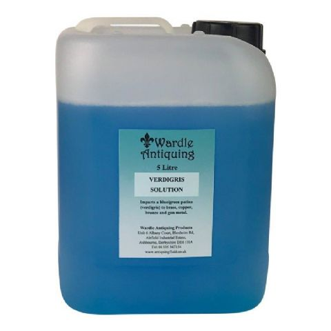 Verdigris Solution 5lt